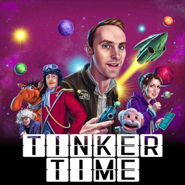 Tinker-Time: Juniper Adventures Podcast Artwork Image