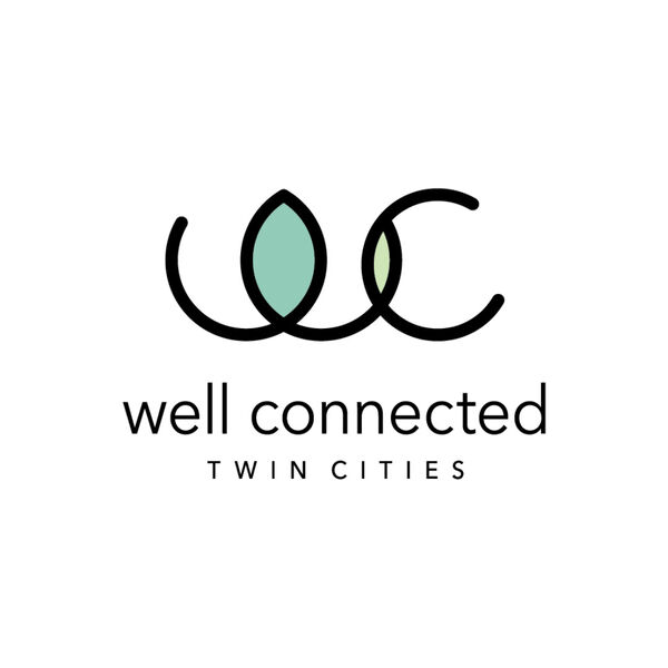 Well Connected Twin Cities Podcast Podcast Artwork Image