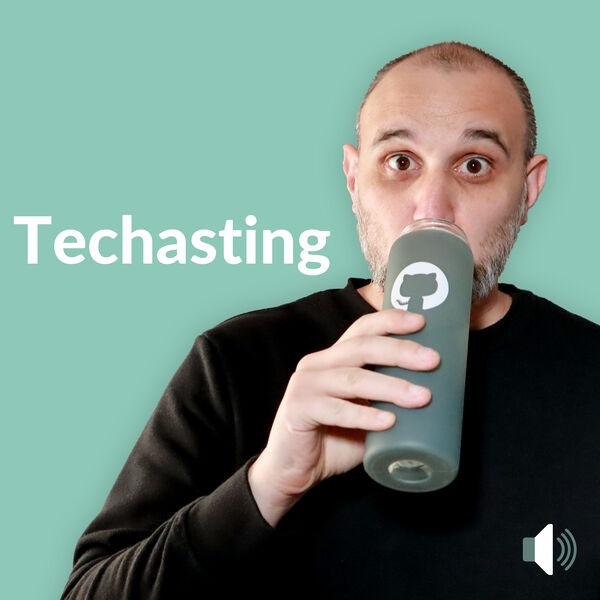 Techasting Podcast Artwork Image