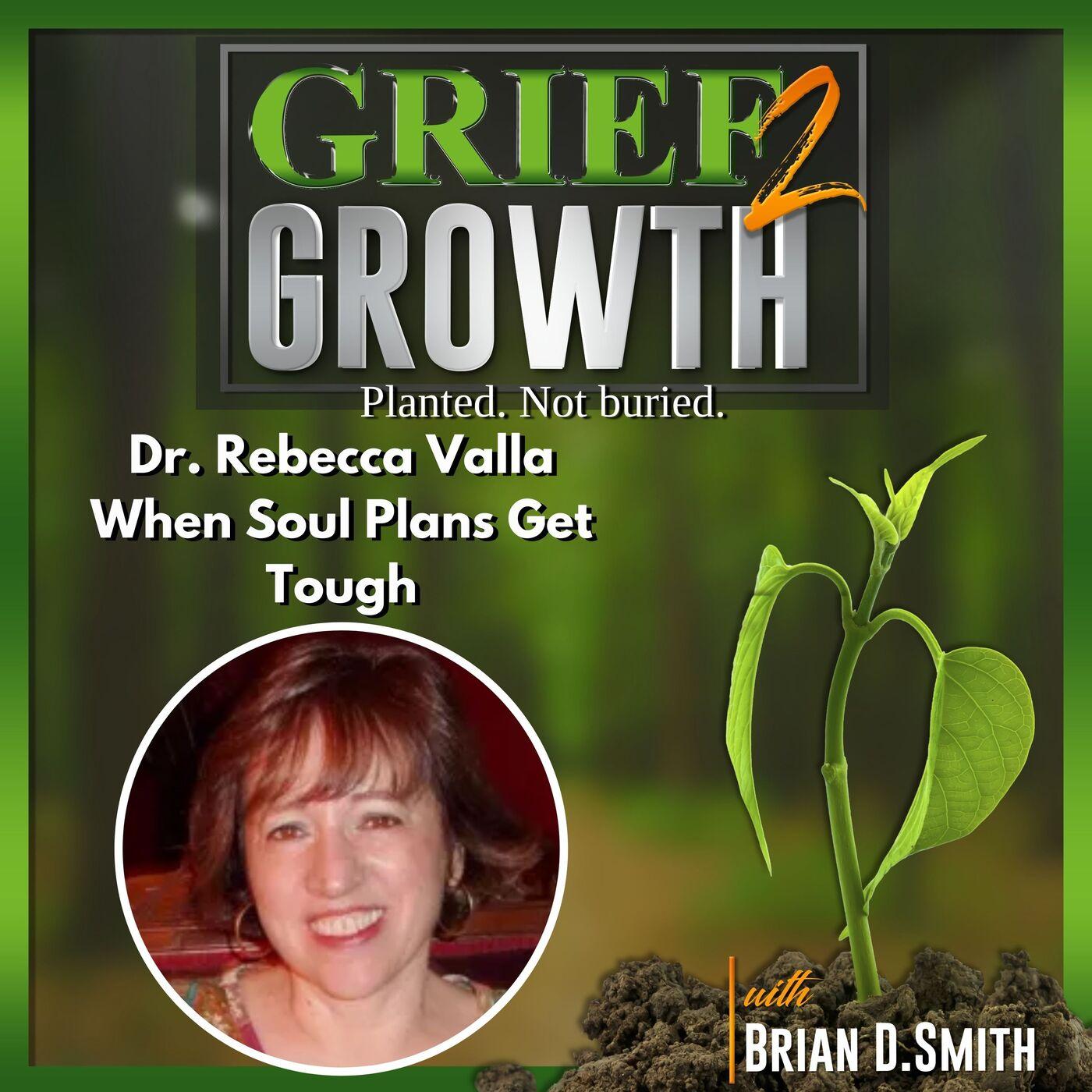 Rebecca Valla- When Soul Plans Get Tough