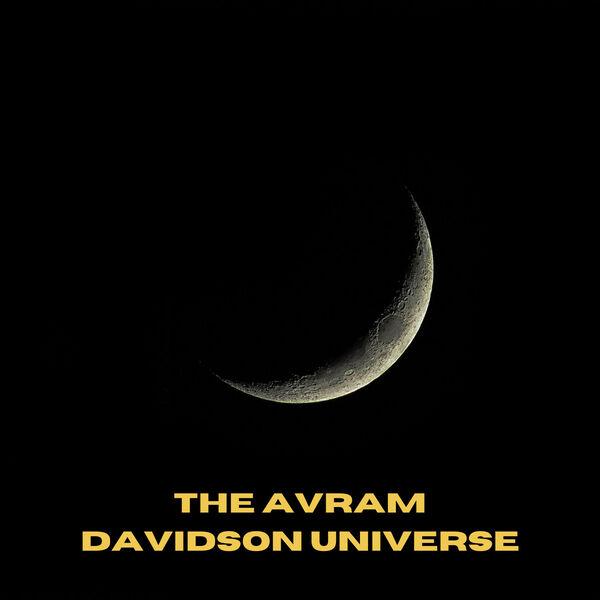 The Avram Davidson Universe Podcast Artwork Image