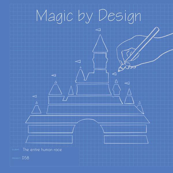 Magic by Design Podcast Artwork Image