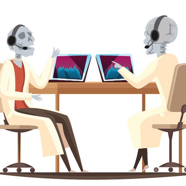 Ask Doctor Death Podcast Artwork Image