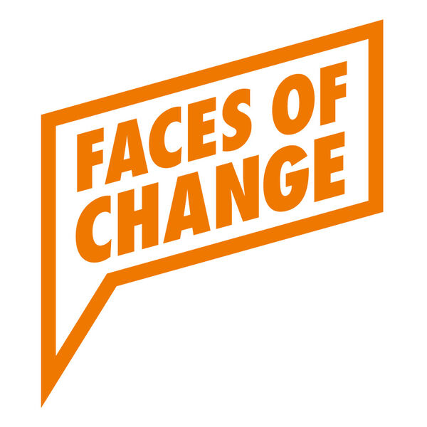 Faces of Change with Marshall Ganz  Podcast Artwork Image