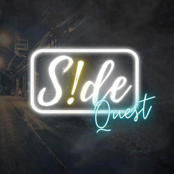 S!de Quest: Original Tabletop Adventures Podcast Artwork Image
