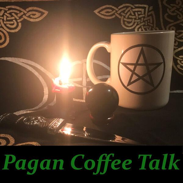 Pagan Coffee Talk Podcast Artwork Image