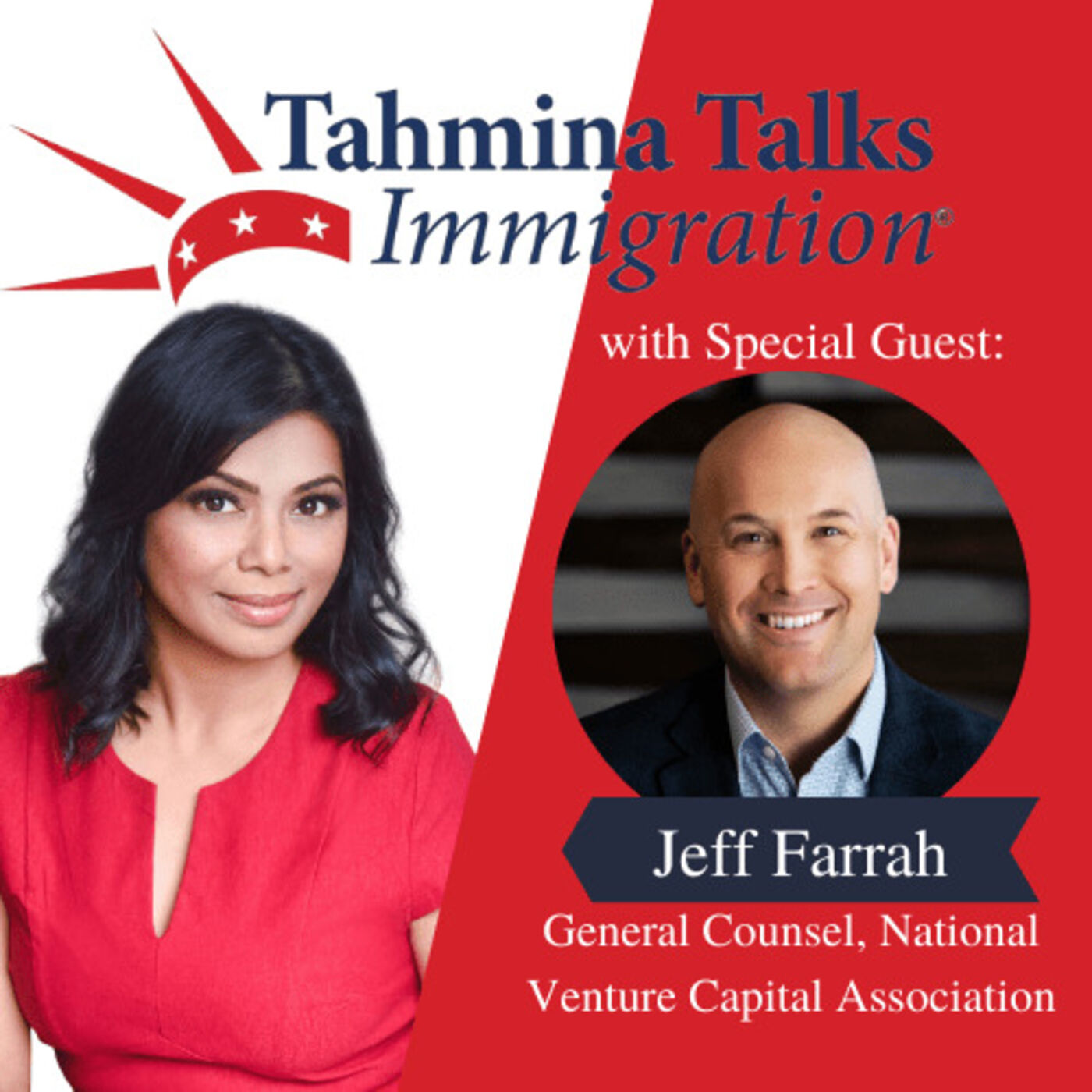 #115 Startup Visa Series - Jeff Farrah, General Counsel, National Venture Capital Association