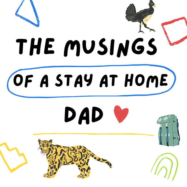 Musings of a Stay At Home Dad Podcast Artwork Image