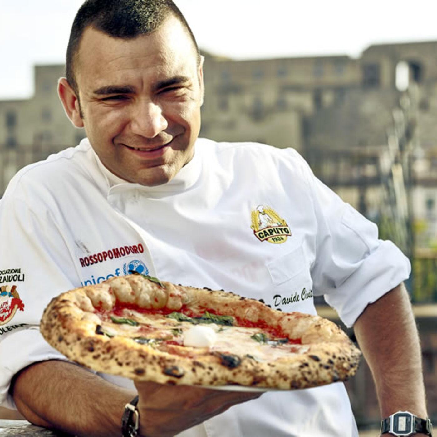 Ep. 12 - Davide Civitiello, una vita per la pizza