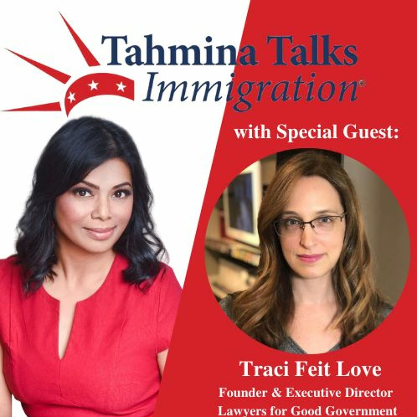 #111 Legal Heroes Series- Traci Love, Founder & Executive Director, Lawyers for Good Government