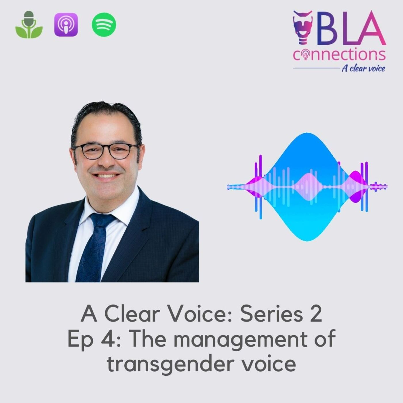 S2 Ep 4: The management of transgender voice with Chadwan Al Yaghchi