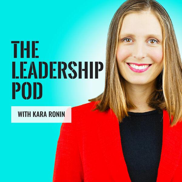The Leadership Pod Podcast Artwork Image