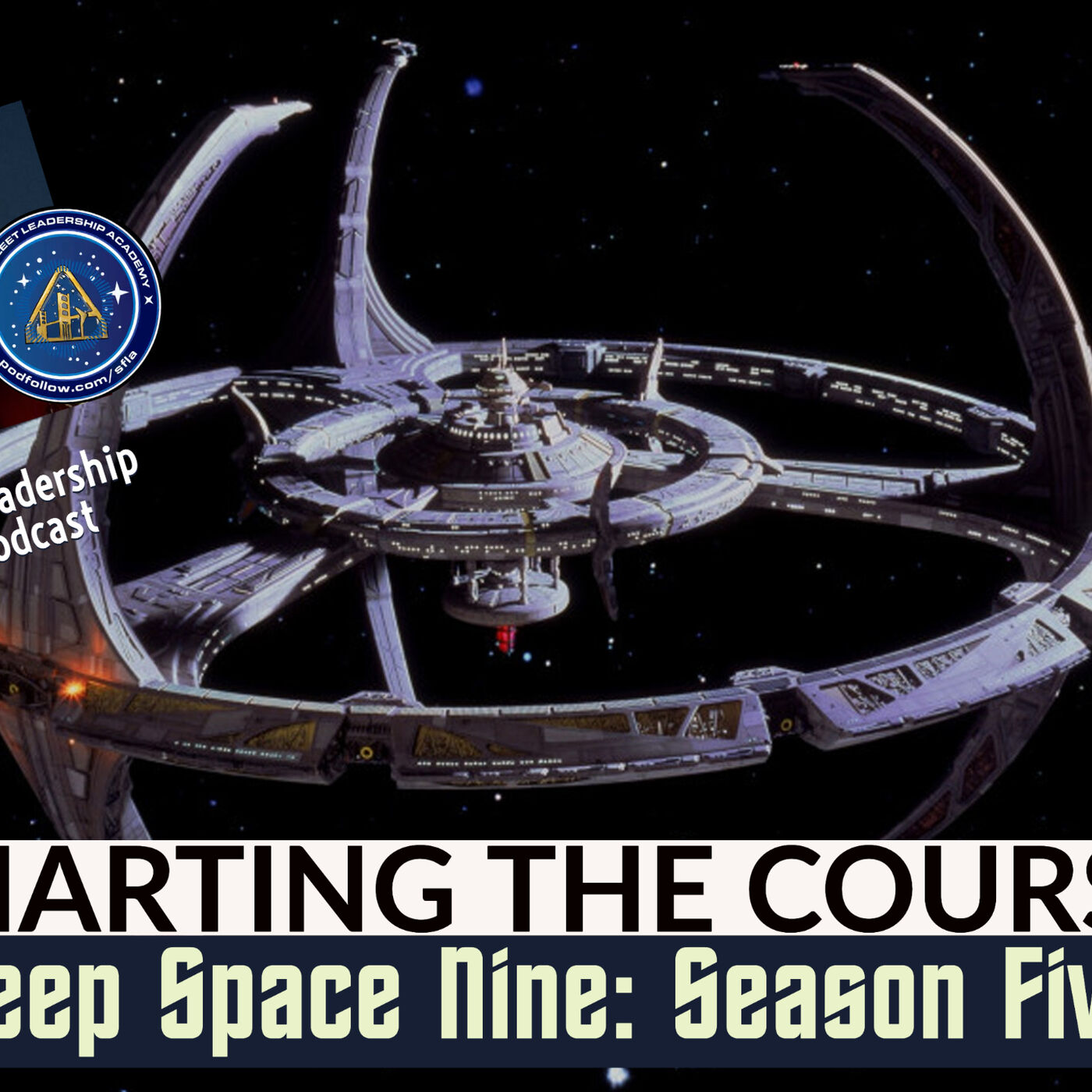 Charting the Course - Star Trek: Deep Space Nine Season 5