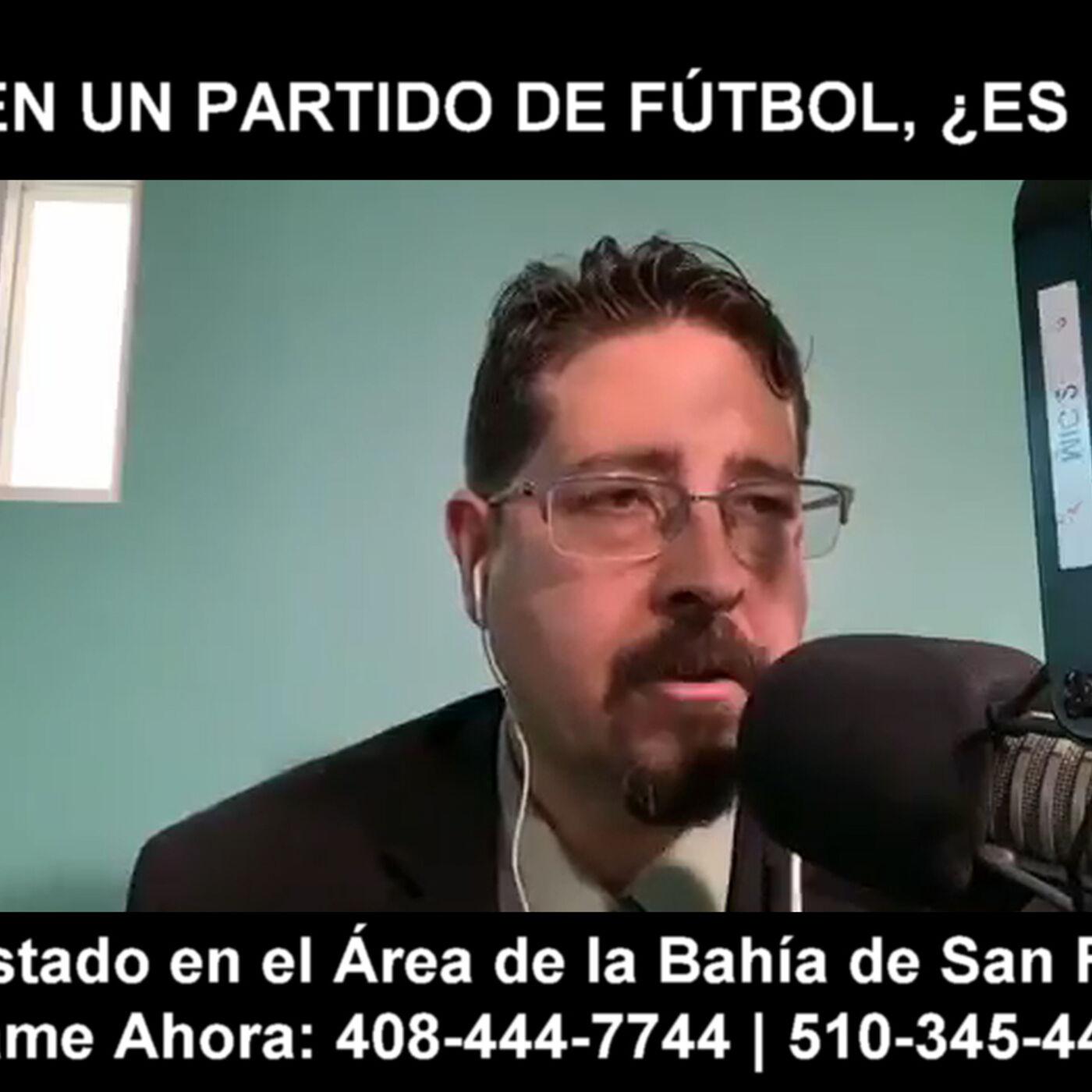 Pelea en un partido de fútbol, ¿es ilegal?