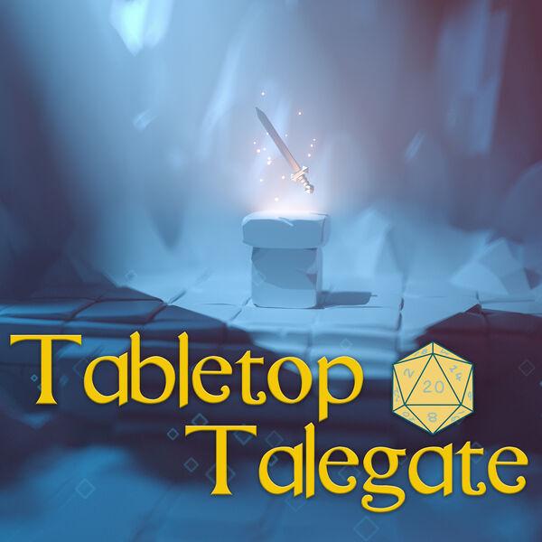 Tabletop Talegate Podcast Artwork Image