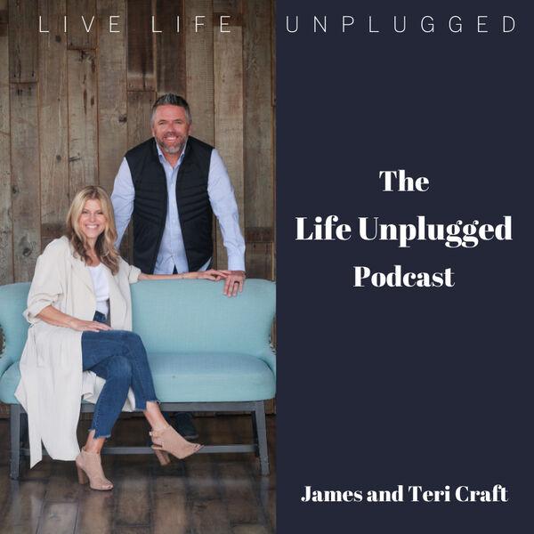 Life Unplugged Podcast Artwork Image