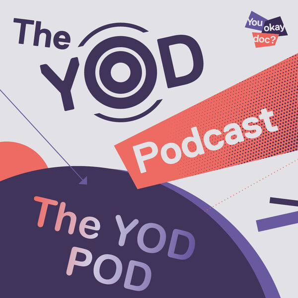 The YOD Pod Podcast Artwork Image