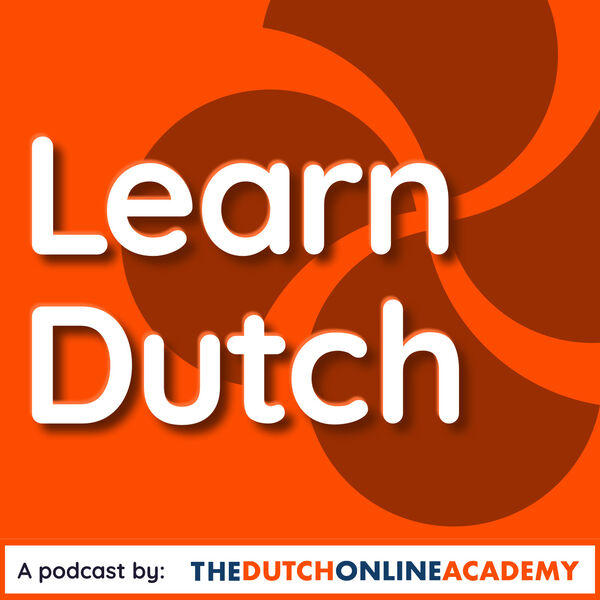 Learn Dutch with The Dutch Online Academy Podcast Artwork Image
