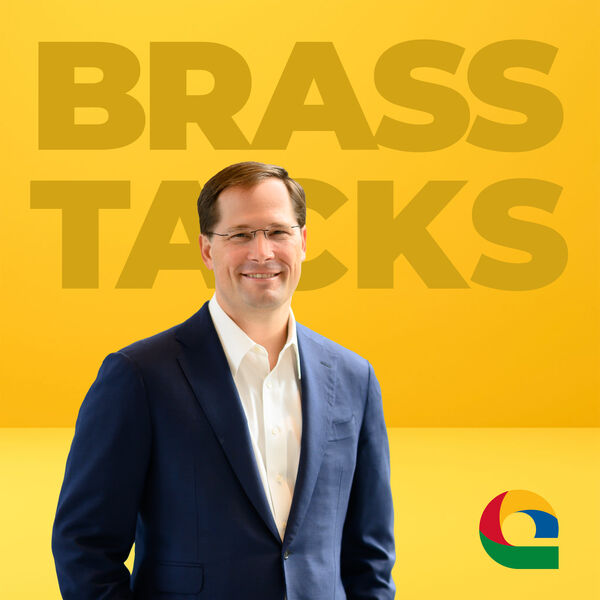Brass Tacks: Ideas in Adaptive Infrastructure Podcast Artwork Image