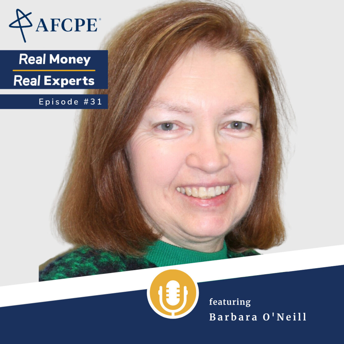 Exploring Transitions - A look at AFCPE® through the years and Changing Careers with Barbara O'Neill, AFC®