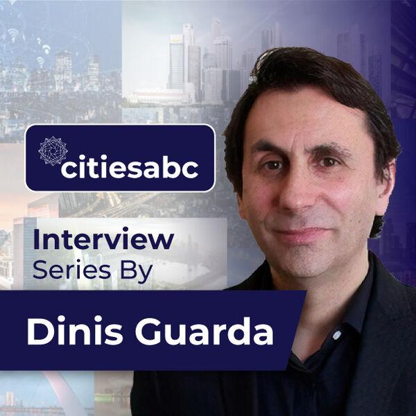 Dinis Guarda citiesabc openbusinesscouncil Series Podcast Artwork Image
