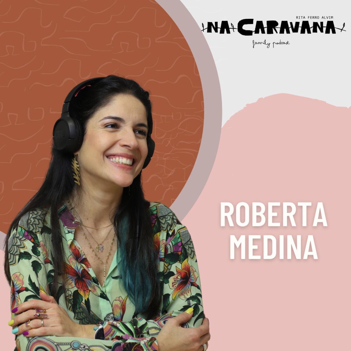 N'A Caravana com Roberta Medina #79 Regresso do Rock in rio, brigadeiros e pés na relva molhada