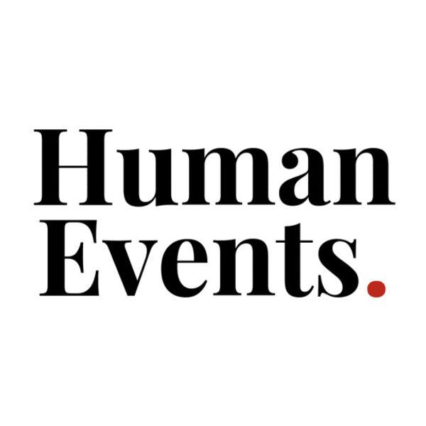 Human Events. Podcast Artwork Image
