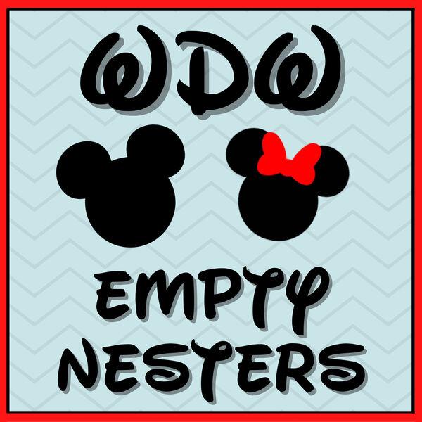 WDW Empty Nesters Podcast Artwork Image