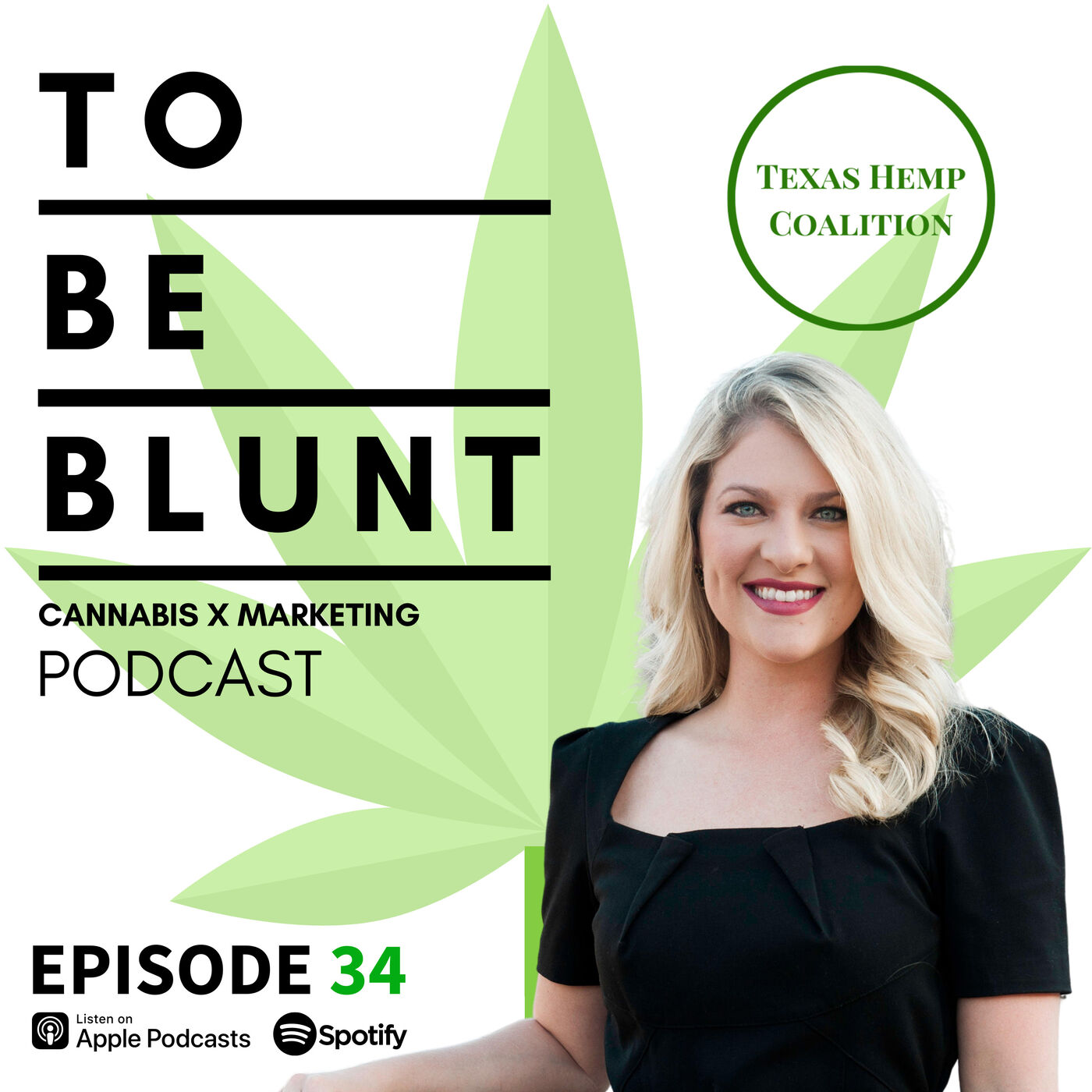 034 Texas' 87th Legislative Session and Advocating for Cannabis at a State Level with Ilissa Nolan