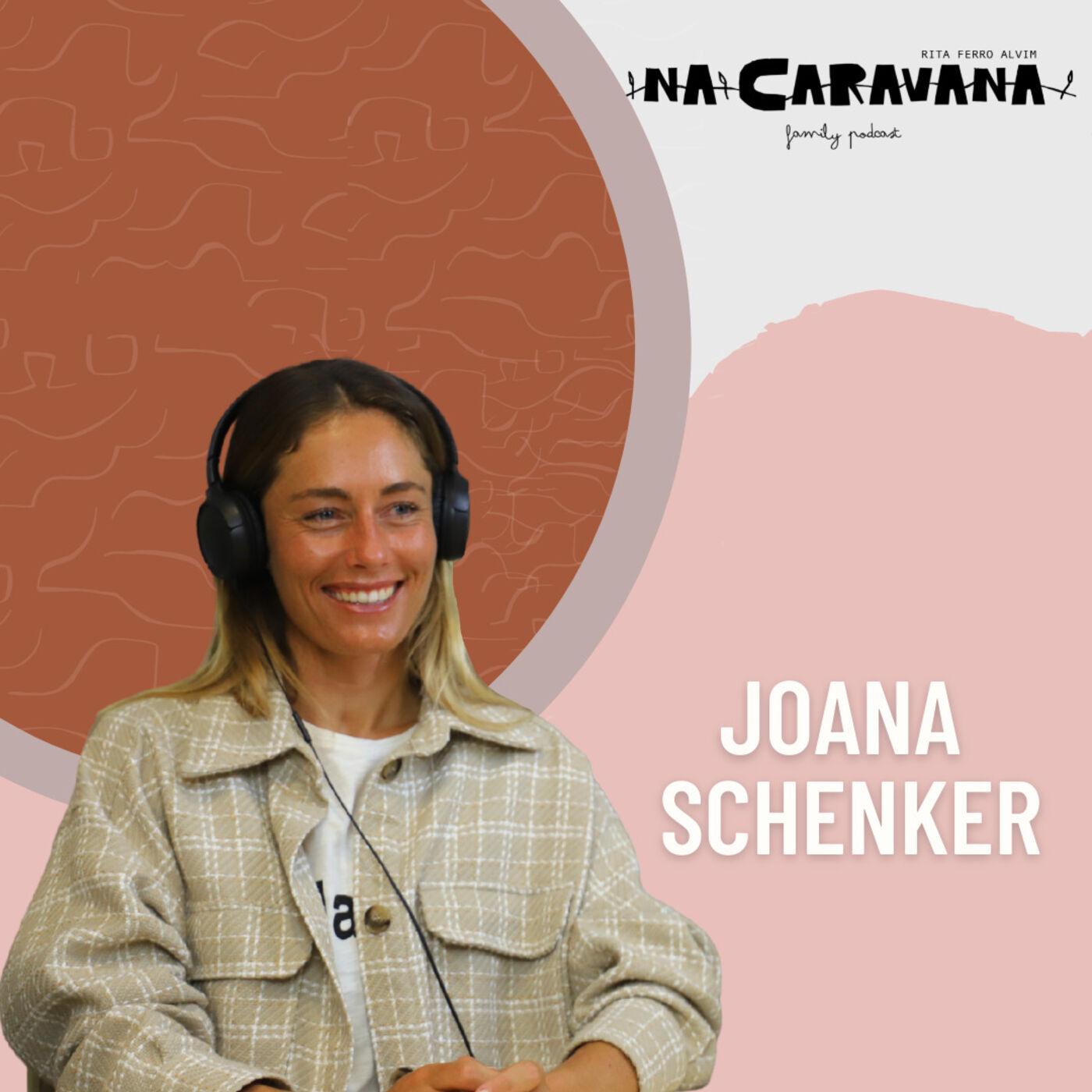 N'A Caravana com Joana Schenker #85 Viver ao sabor das ondas, Pedralva e GQ Portugal