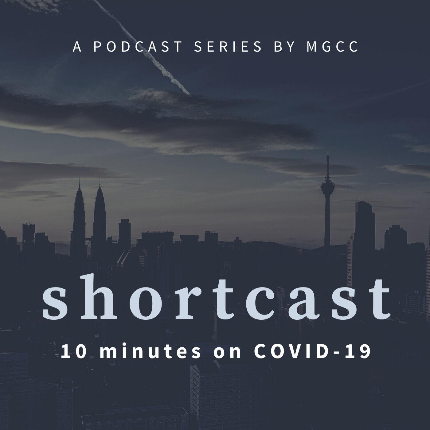 Shortcast #001: Daniel Bernbeck - MGCC