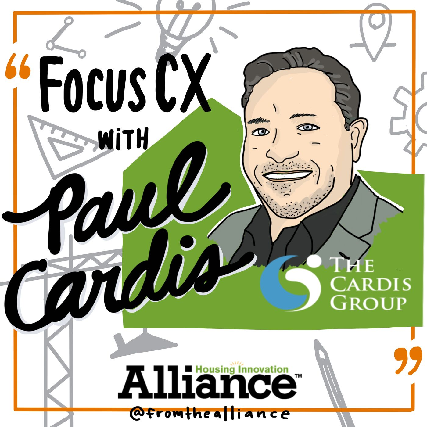 FocusCX with Paul Cardis: ICwhatUC