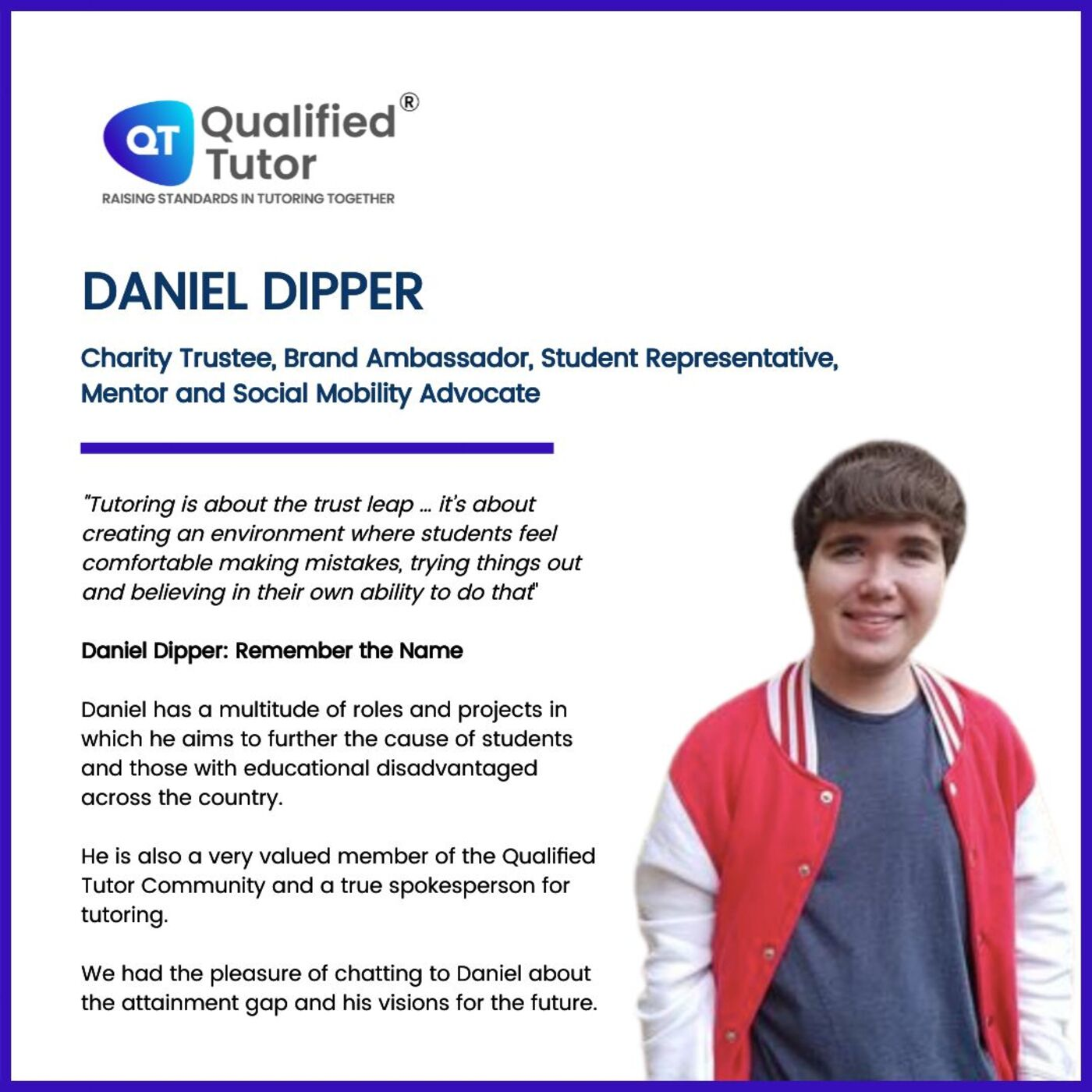 This is How Tutoring Can Play a Key Role in Reducing Educational Disadvantage, with Daniel Dipper