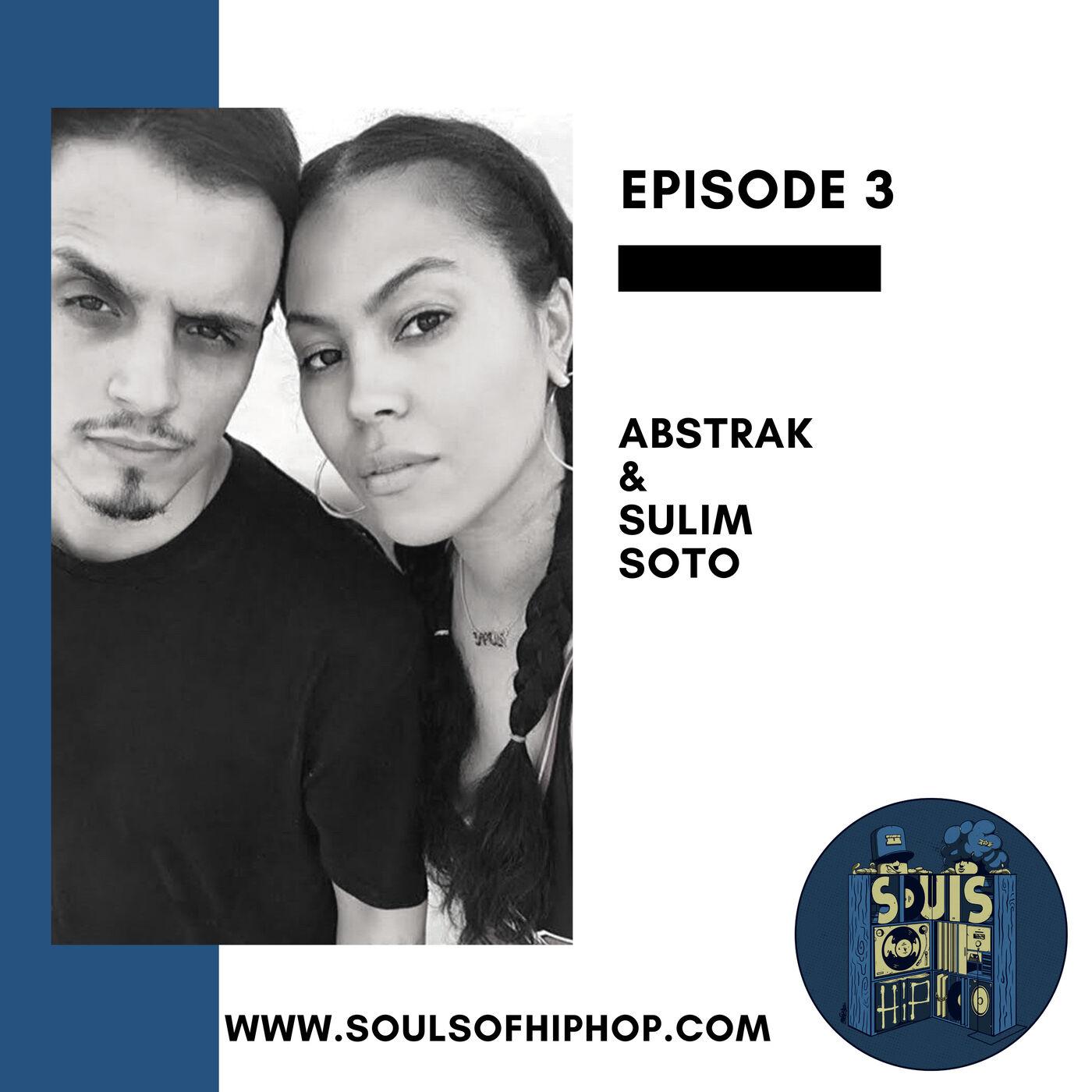 B-Boy Abstrak & Sulim Soto