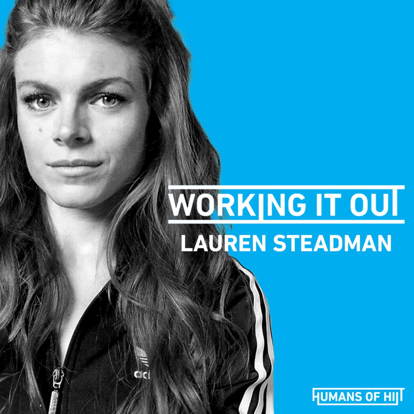Episode 1 - Lauren Steadman