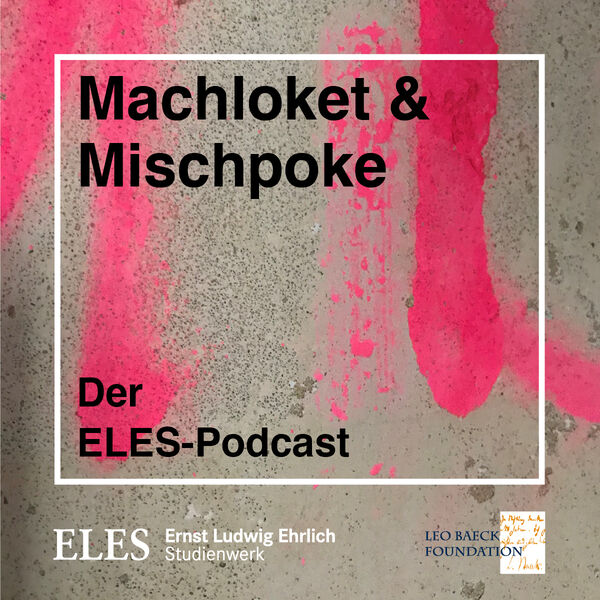 Machloket & Mischpoke Podcast Artwork Image