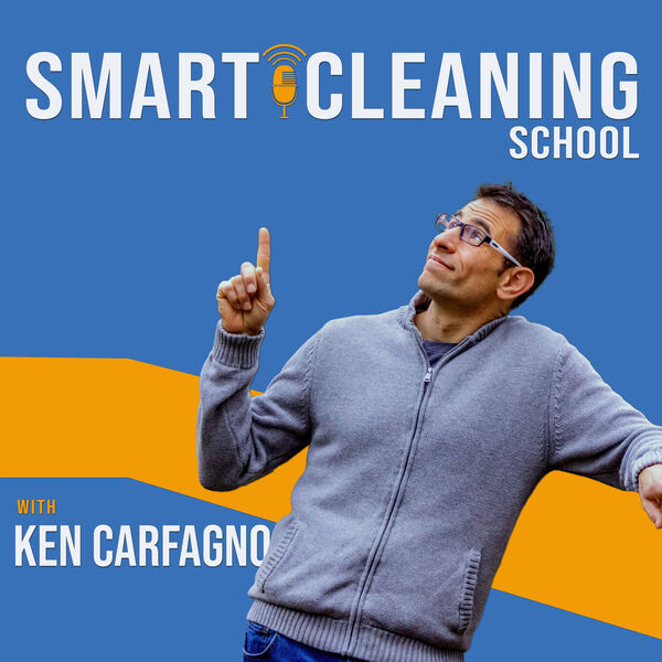 Smart Cleaning School Podcast Artwork Image