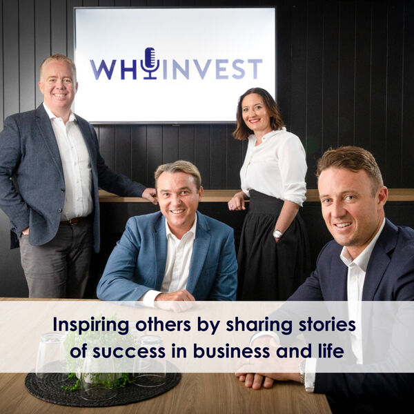 Why Invest Podcast Artwork Image