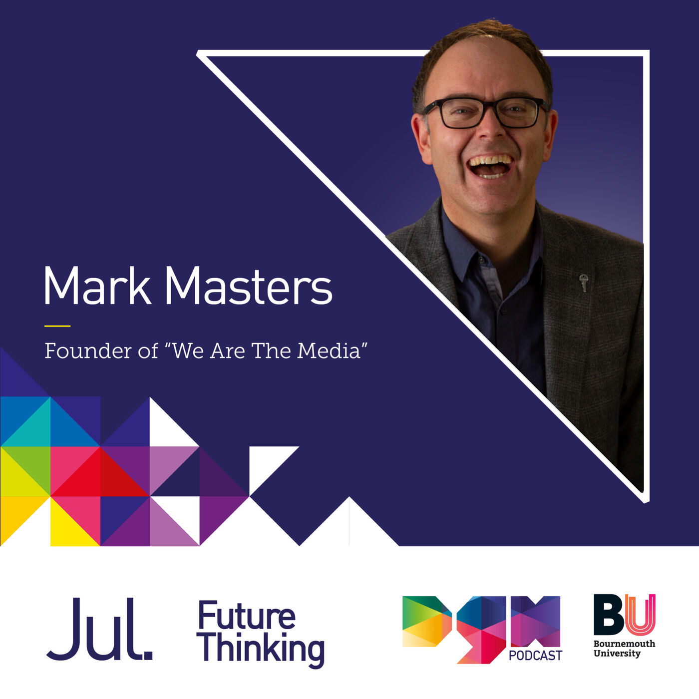 Forging the Future of Hybrid Events with Founder of We Are The Media, Mark Masters #S2E13