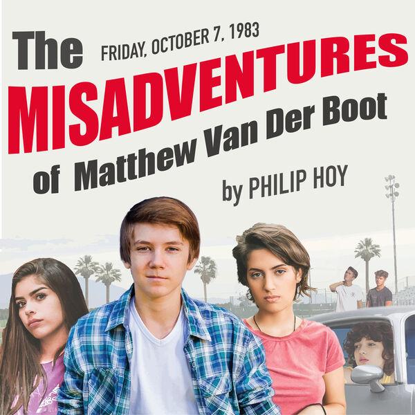 The Misadventures of Matthew Van Der Boot Podcast Artwork Image