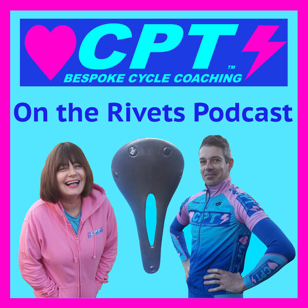 On the Rivets Podcast from CPT Cycling Podcast Artwork Image