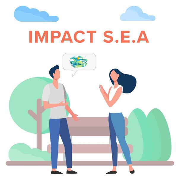 Impact SEA Podcast Artwork Image