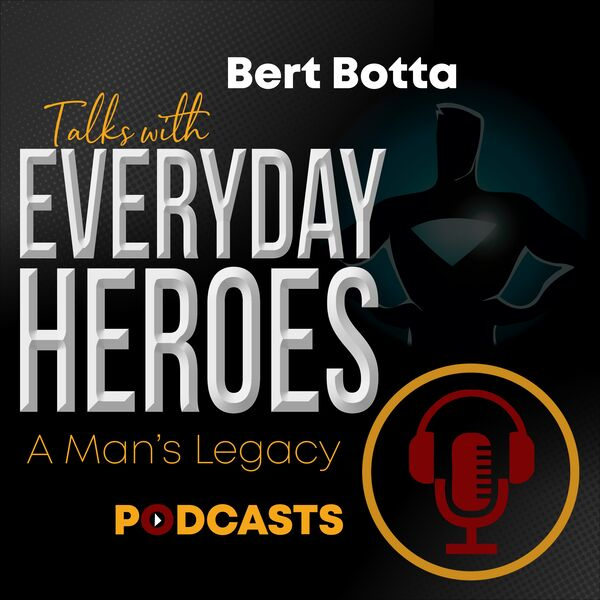 Everyday Heroes Podcast Artwork Image