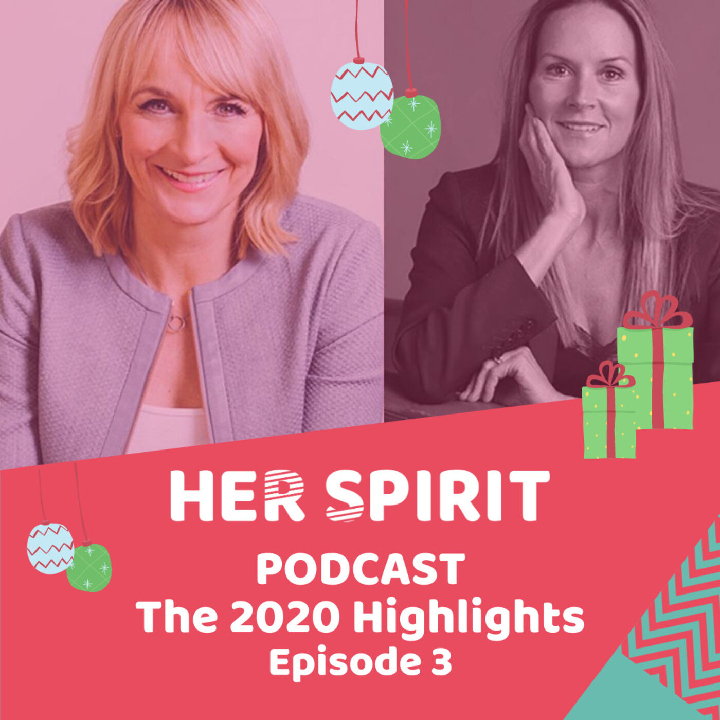 Louise and Annie review the podcasts from series 2. In this third of three and final 2020 episodes they talk about some of the guests they have spoken to including, Maxine Peake, Claire Danson, Dr Louise Newson, Bryony Gordon and many others.