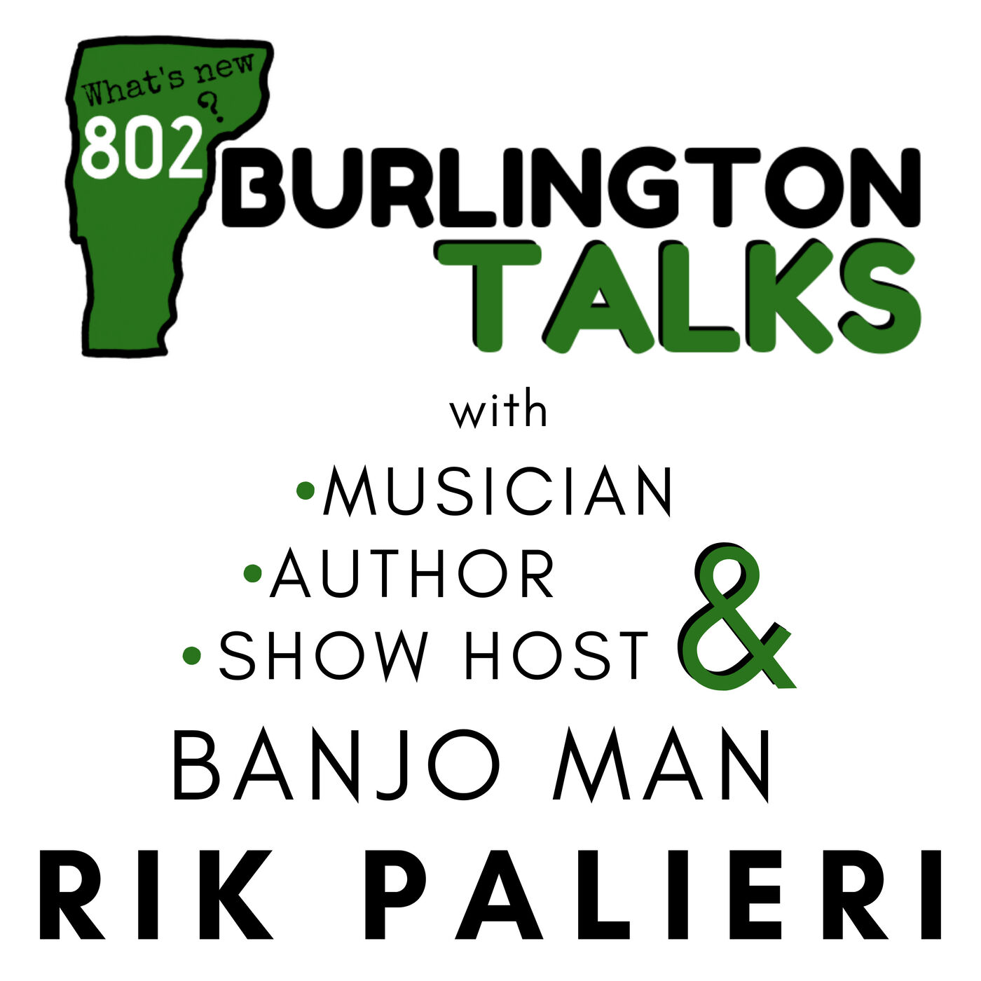 Talking with Banjo Man Rik Palieri