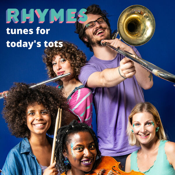 RHYMES - tunes for today's tots! Podcast Artwork Image