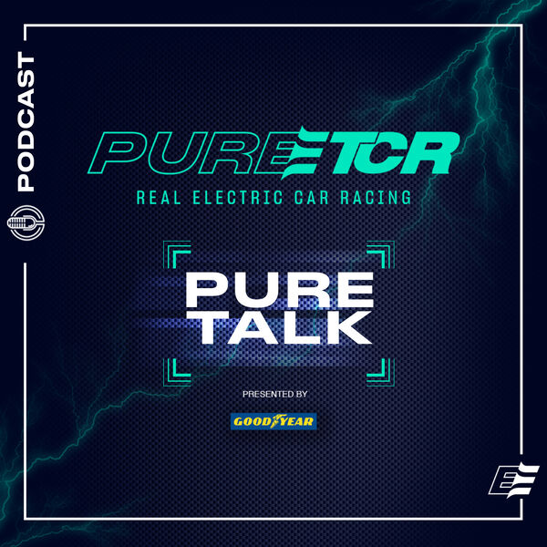 PURE ETCR Real Electric Car Racing Podcast Artwork Image