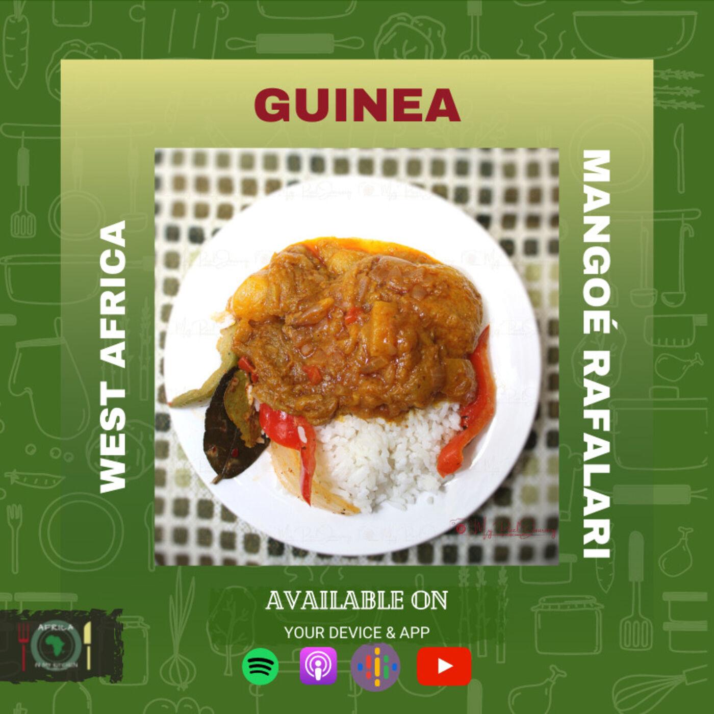 Guinea - Mangoé Rafalari