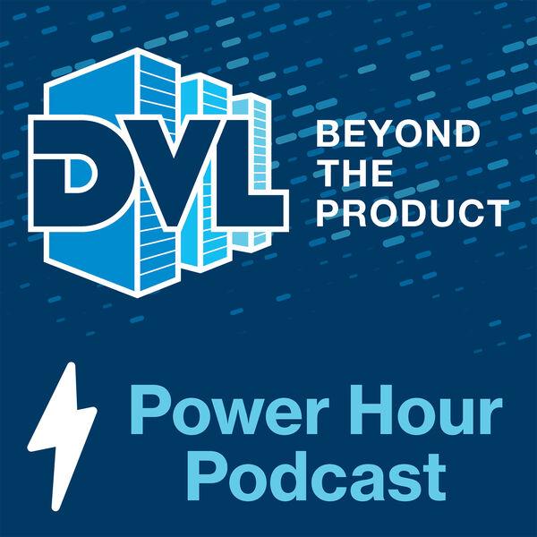 DVL Power Hour Podcast Podcast Artwork Image