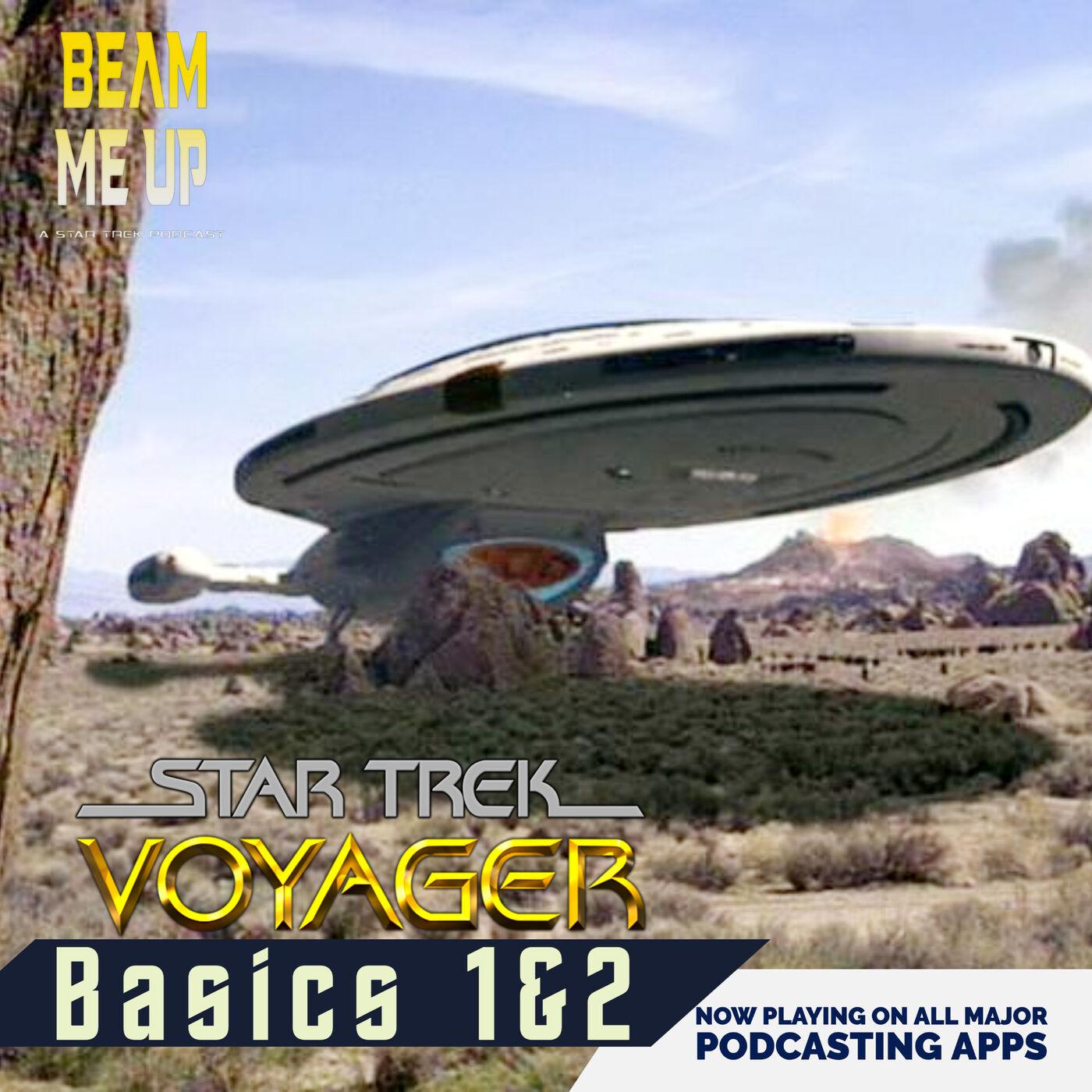 Star Trek: Voyager   Basics Parts 1&2